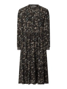Sukienka Jake*s z długim rękawem w stylu casual midi