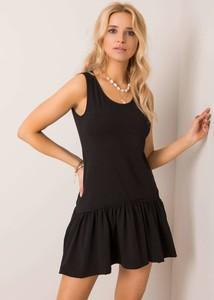 Sukienka Rue Paris w stylu casual mini z bawełny