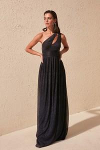 Sukienka Trendyol bez rękawów asymetryczna