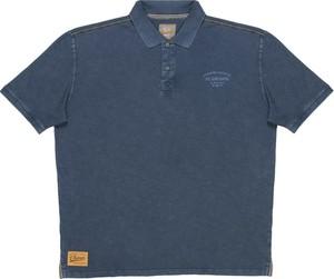 Koszulka polo Redfield z krótkim rękawem
