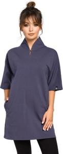 Niebieska bluzka Be