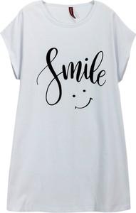 T-shirt Kafrim.pl z krótkim rękawem
