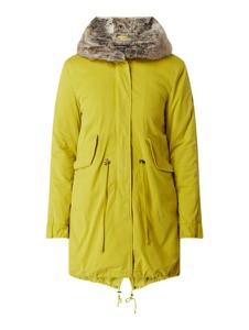 Żółta kurtka Blonde No. 8 w stylu casual