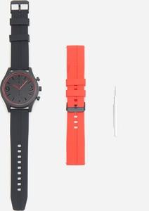 Reserved - Zegarek z wymiennymi paskami - Czerwony