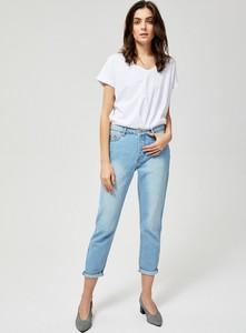 Jeansy Moodo w street stylu z jeansu
