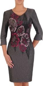 6d8559980b żakard na sukienki - stylowo i modnie z Allani