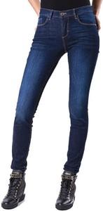 Jeansy Guess z jeansu