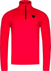 Czerwona bluza Toni Sailer