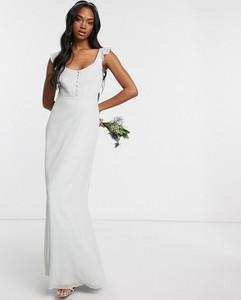Sukienka Maids To Measure na ramiączkach z szyfonu