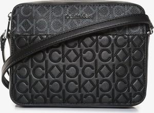 Czarna torebka Calvin Klein mała