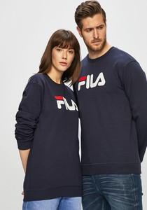Granatowa bluza Fila