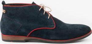 Czarne buty zimowe oleksy - producent obuwia