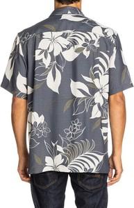 Koszula Quiksilver z krótkim rękawem z nadrukiem