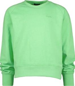 Zielona bluza dziecięca Vingino