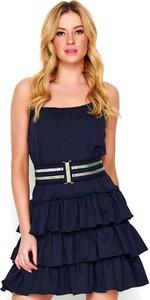 Sukienka Makadamia w stylu casual z bawełny mini