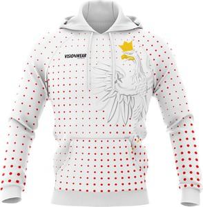 Bluza Vision Wear Sport z nadrukiem z dresówki