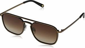amazon.de Ted Baker okulary przeciwsłoneczne męskie Wolfe Gold (Copper/Brown) 53.0