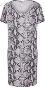 Sukienka Key Largo z krótkim rękawem w stylu casual mini