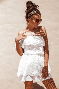 Sukienka Rose Boutique w stylu casual mini