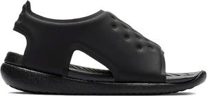 Buty dziecięce letnie Nike na rzepy w paseczki