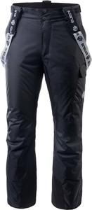 Czarne spodnie Iguana