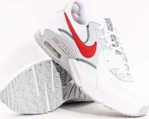 Buty sportowe Nike w sportowym stylu sznurowane