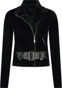 Czarny płaszcz Mytwin Twinset