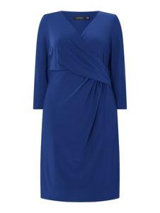 Sukienka Ralph Lauren w stylu casual z dekoltem w kształcie litery v