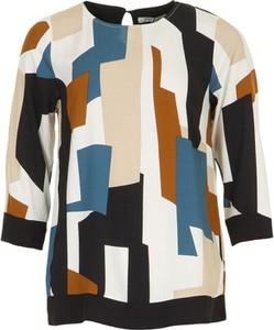 Bluzka Soyaconcept z okrągłym dekoltem w stylu casual