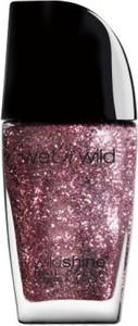 Wet n Wild, Wild Shine Nail Color, lakier do paznokci, Sparked, 12.3 ml