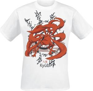 T-shirt Emp z bawełny z nadrukiem w młodzieżowym stylu