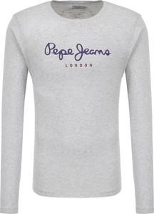 T-shirt Pepe Jeans w młodzieżowym stylu