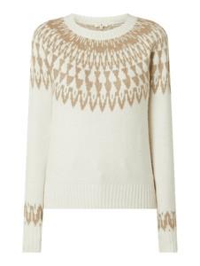 Sweter Tom Tailor w stylu skandynawskim