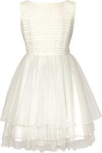 Sukienka dziewczęca SLY z tiulu