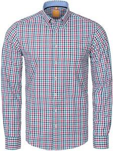 Koszula Redmond z bawełny w stylu casual