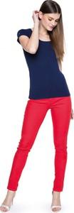 Bluzka L'AF w stylu casual z tkaniny