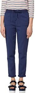 Granatowe spodnie amazon.de