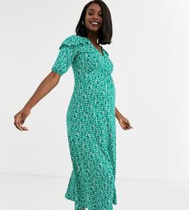 Zielona sukienka Asos
