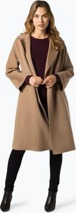 Brązowy płaszcz MaxMara