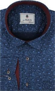 Koszula BIG PARIS w młodzieżowym stylu z długim rękawem