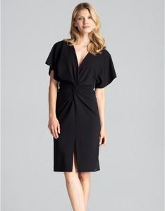 Sukienka Figl z dekoltem w kształcie litery v