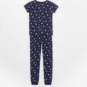 Granatowa piżama Reserved