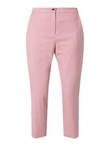 Różowe spodnie Ted Baker w stylu casual