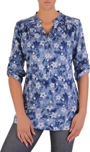 Niebieska bluzka POLSKA