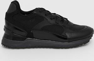 Buty sportowe Aldo na platformie ze skóry ekologicznej sznurowane