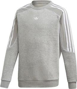 Bluza dziecięca Adidas Originals w paseczki