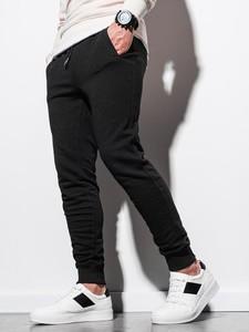 Spodnie sportowe Ombre z dresówki