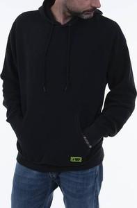Czarna bluza Converse w stylu casual