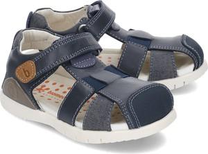 Buty dziecięce letnie BIOMECANICS ze skóry
