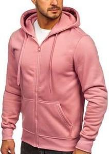 Różowa bluza Denley w młodzieżowym stylu